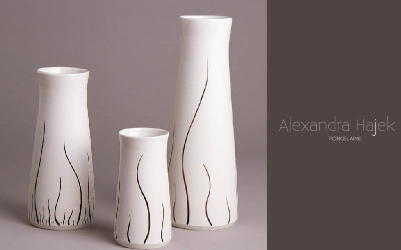 ALEXANDRA HAJEK Vase à fleurs Vases Fleurs et Senteurs  |