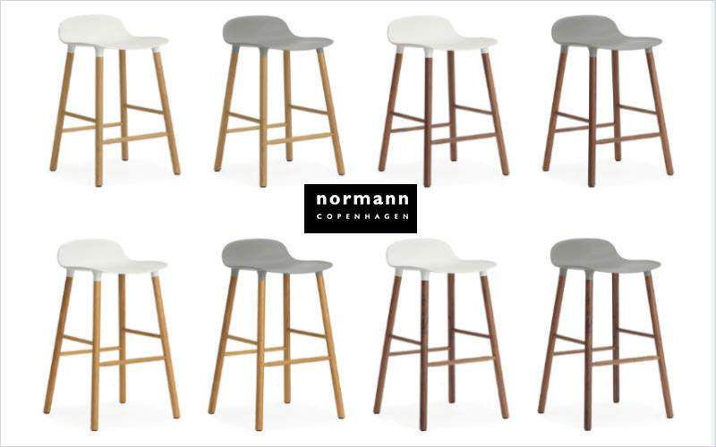 Normann Copenhagen Chaise haute de bar Chaises Sièges & Canapés  |
