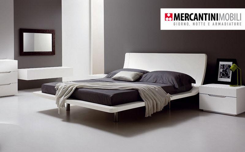 Mercantini Chambre Chambres à coucher Lit Chambre | Design Contemporain
