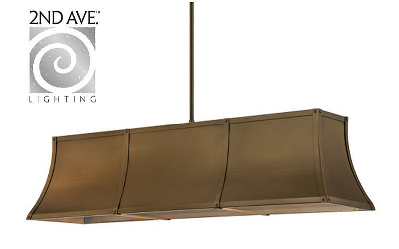 2nd Ave Lighting Lampe de billard Lustres & Suspensions Luminaires Intérieur  |