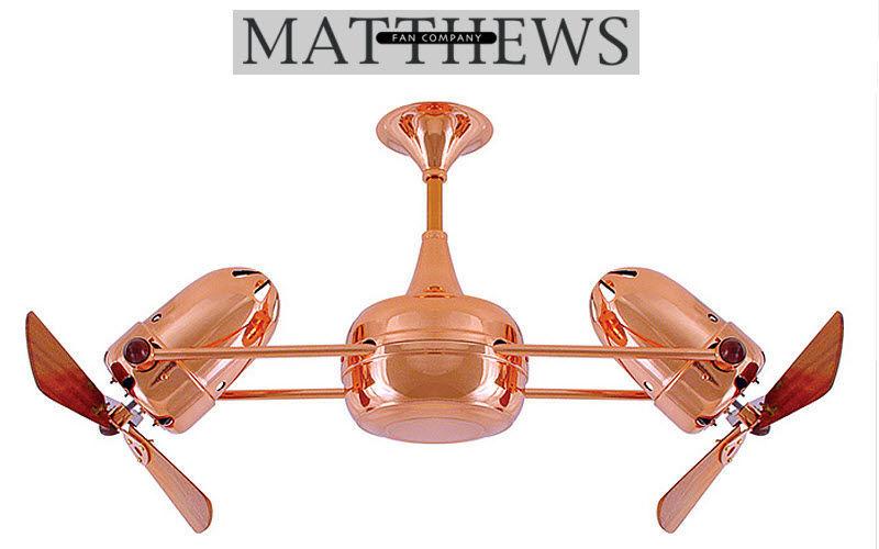MATTHEWS FAN COMPANY Ventilateur de plafond Climatisation Ventilation Equipement  |