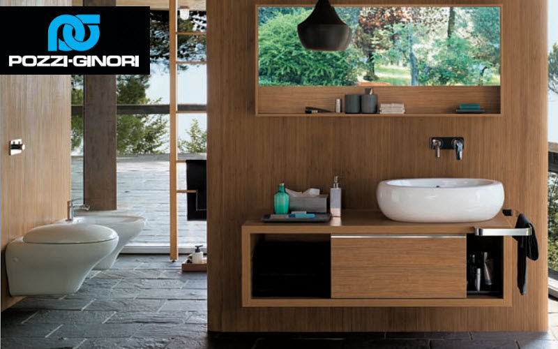 POZZI-GINORI Salle de bains Salles de bains complètes Bain Sanitaires Salle de bains | Design Contemporain