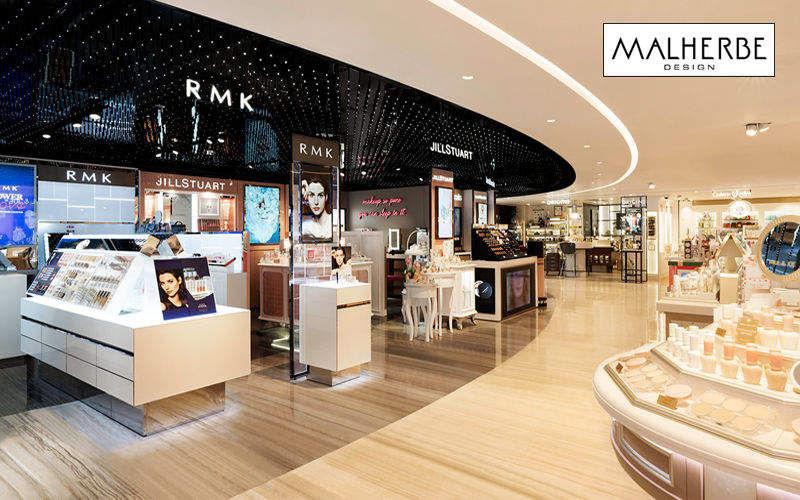 MALHERBE DESIGN Agencement de magasin Agencements de magasin Maisons individuelles  |