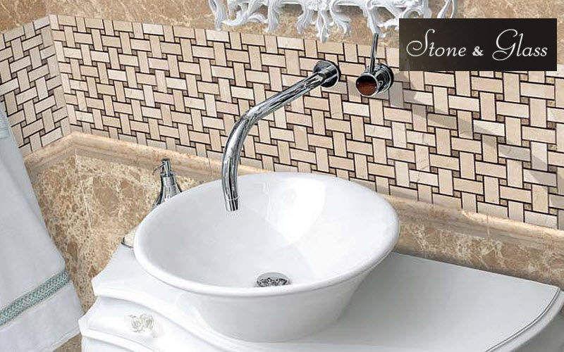 STONE & GLAss Carrelage salle de bains Carrelages Muraux Murs & Plafonds Salle de bains | Classique