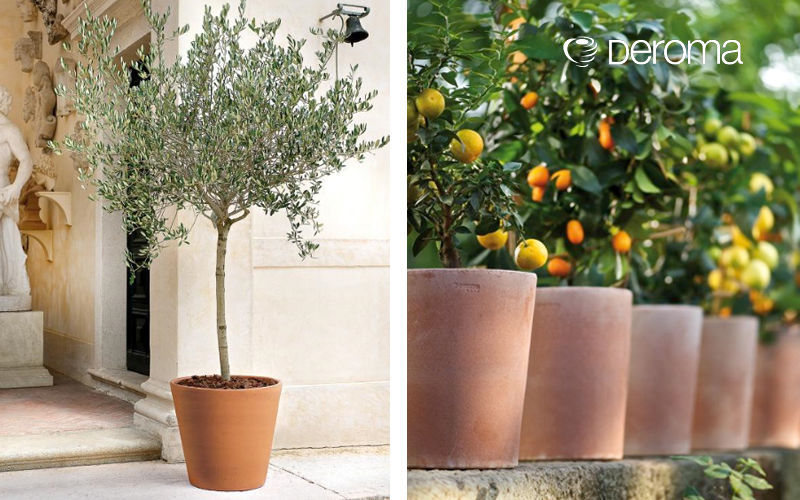 DEROMA France Pot de jardin Pots de jardin Jardin Bacs Pots  |
