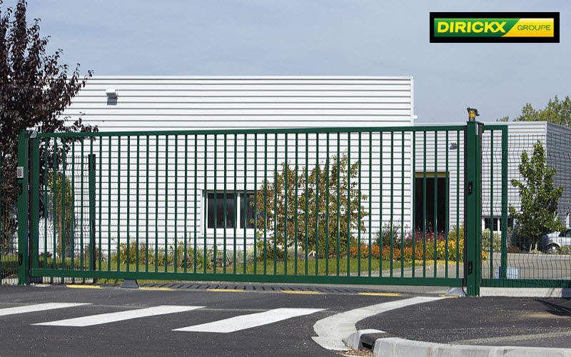 DIRICKX Portail coulissant Portails Jardin Abris Portails...  |