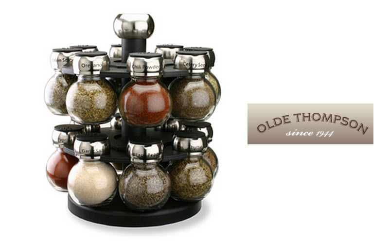 Olde Thompson Carrousel à épices Couper Eplucher Cuisine Accessoires  |