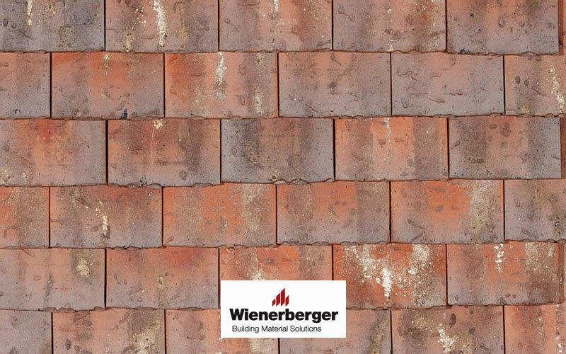 WIENERBERGER Tuile plate Façade et toiture Jardin Abris Portails...  |