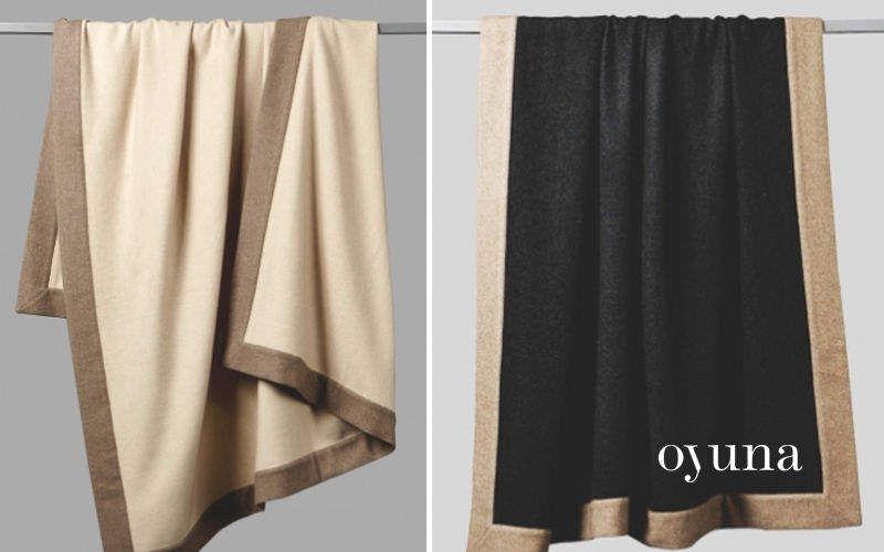 Oyuna Plaid Couvre-lits Linge de Maison  |