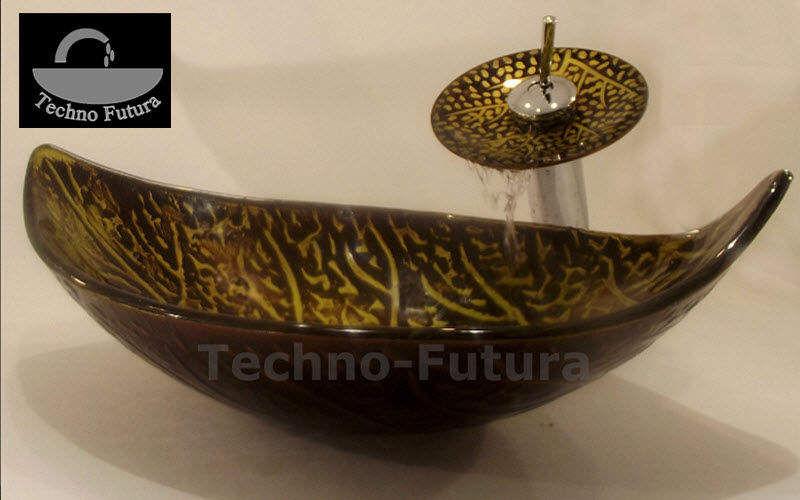 TECHNO FUTURA Vasque à poser Vasques et lavabos Bain Sanitaires  |
