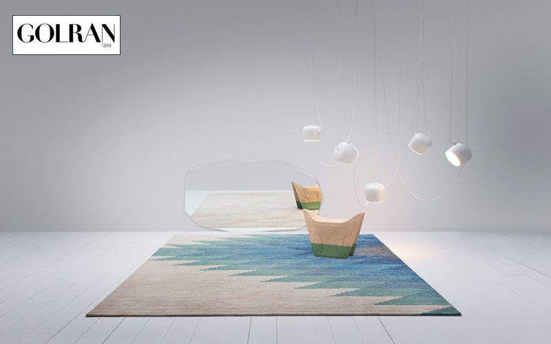 GOLRAN Tapis contemporain Tapis modernes Tapis Tapisserie  |
