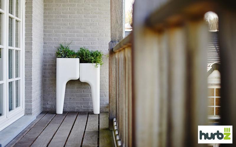 HURBZ Bac à fleurs Bacs Jardin Bacs Pots  |