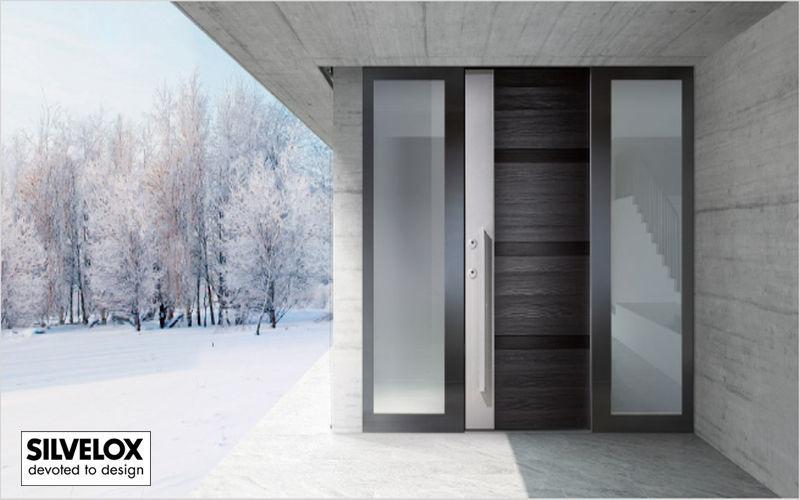 Silvelox Porte d'entrée vitrée Portes Portes et Fenêtres  |