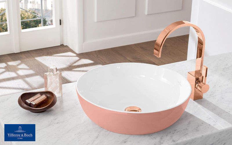 VILLEROY & BOCH - BAIN SANITAIRE Vasque à poser Vasques et lavabos Bain Sanitaires  |