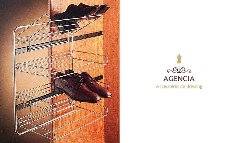 Agencia Accessoires-Placard Porte-chaussures Dressing accessoires Rangement Dressing  |
