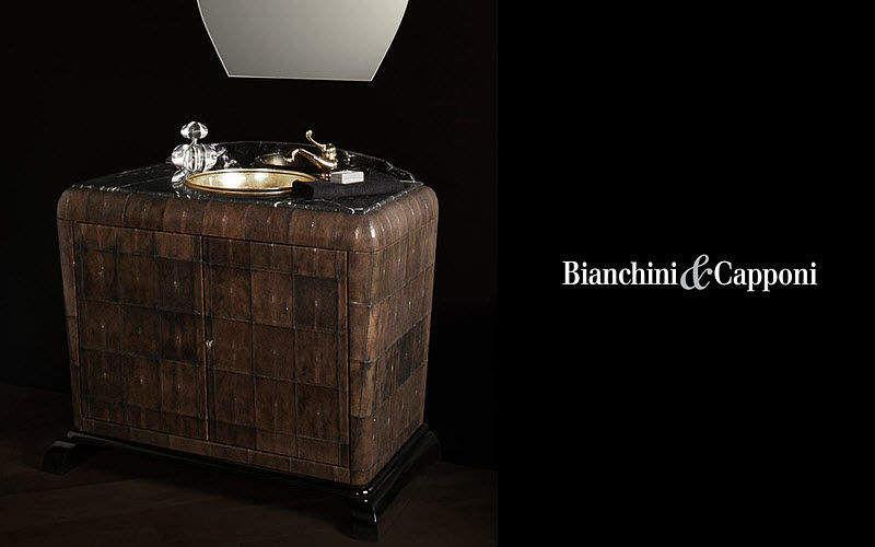 BIANCHINI & CAPPONI Meuble vasque Meubles de salle de bains Bain Sanitaires  |