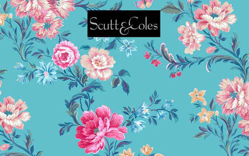 SCUTT AND COLES Tissu mural Tissus muraux Murs & Plafonds  |
