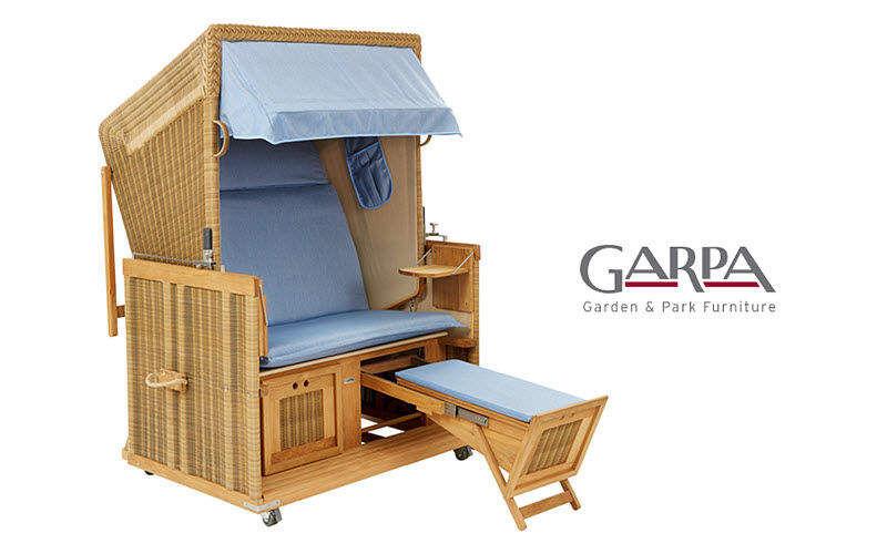 Garpa Chaise longue de jardin Chaises longues Jardin Mobilier  |