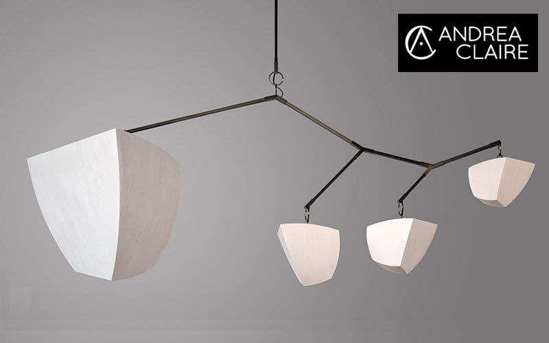 ANDREA CLAIRE Lustre Lustres & Suspensions Luminaires Intérieur  |