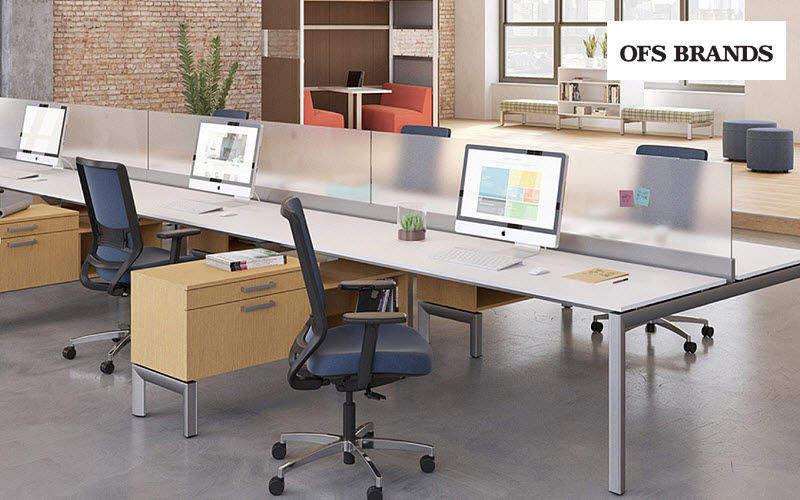 OFS BRANDS Centre d'appel Bureaux et Tables Bureau  |