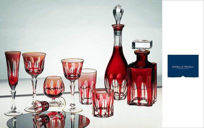 Cristallerie de Montbronn Service de verres Services de verres Verrerie  |