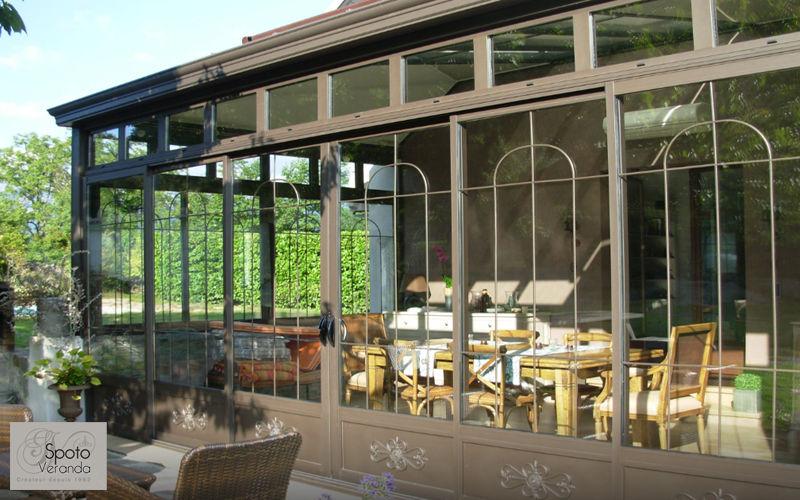 Spoto Veranda Veranda Verandas Jardin Abris Portails...  |