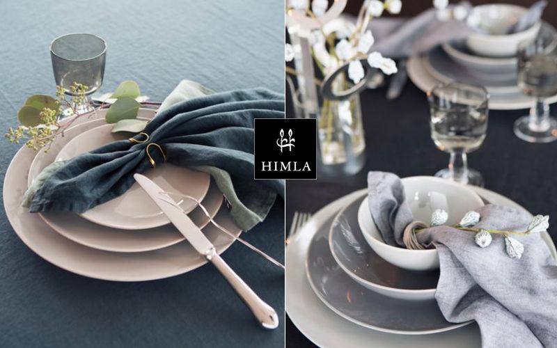HIMLA Serviette de table Serviettes Linge de Table  |