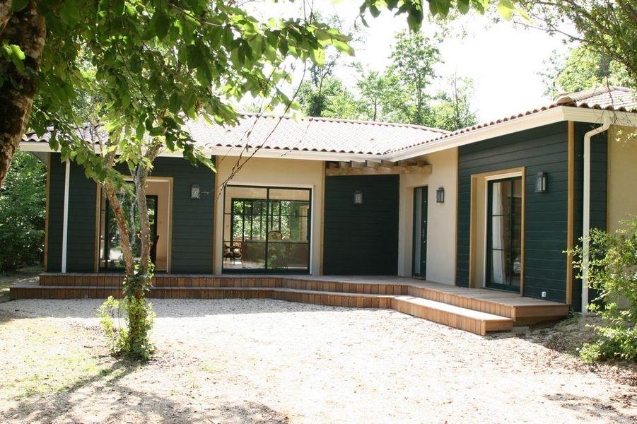 TANAIS Maison de plain-pied Maisons individuelles Maisons individuelles  |