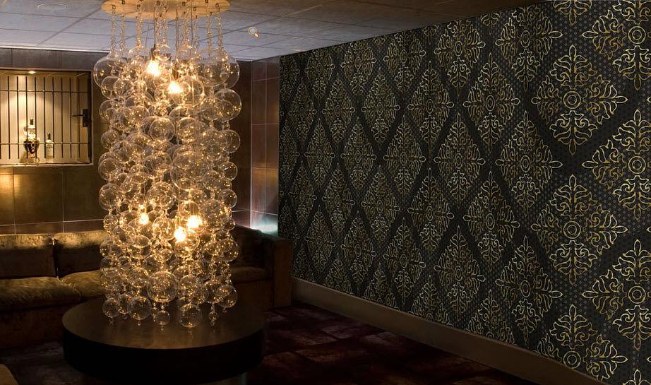 MUURBLOEM WALLFASHION Papier peint Papiers peints Murs & Plafonds  |