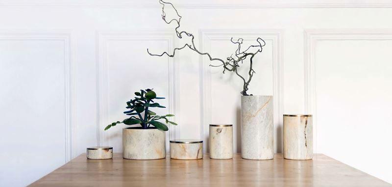 L'Indochineur Paris Hanoï Vase à fleurs Vases Fleurs et Senteurs  |