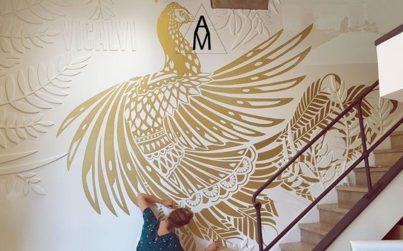 A&M Fresque Décors muraux Ornements  |