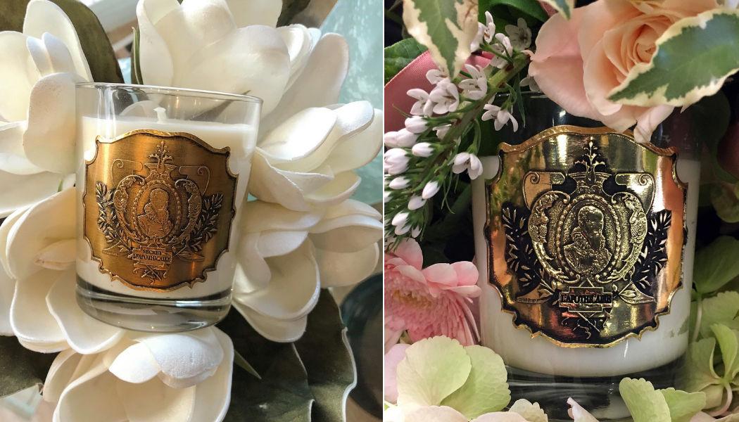SECRET D'APOTHICAIRE Bougie parfumée Senteurs Fleurs et Senteurs  |