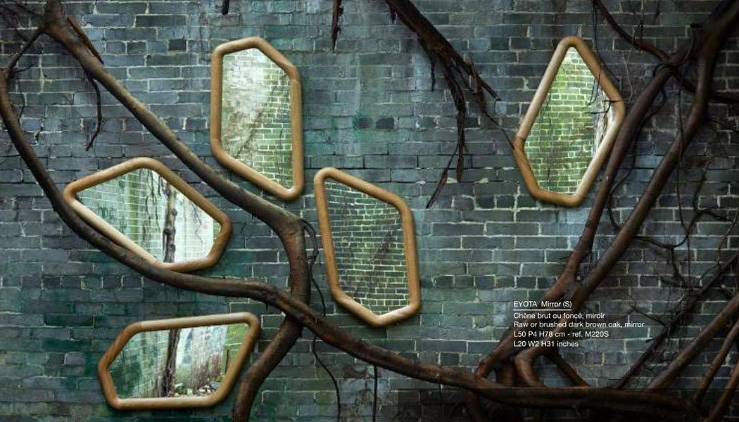 Bleu Nature Miroir Miroirs Objets décoratifs  |