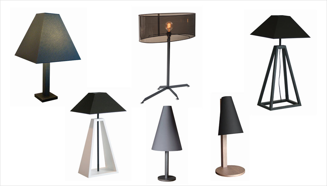 Ph Collection Lampe à poser Lampes Luminaires Intérieur  |