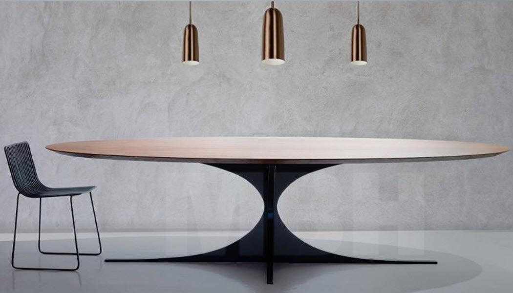 MBH INTERIOR Table de repas ovale Tables de repas Tables & divers   