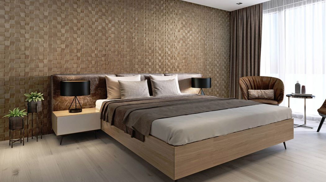 Wooden Wall Design Panneau d'ébénisterie Boiseries Lambris Placages Murs & Plafonds  |