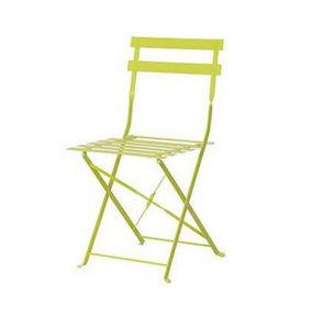 DECO PRIVE -  - Chaise De Jardin Pliante
