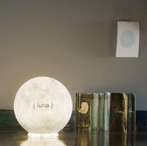 In-es.artdesign - t.moon 1le - Lampe À Poser