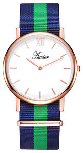 AUCTOR - la brillante green 36 - Montre