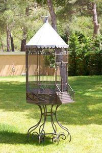 Fd Mediterranee Cage à oiseaux