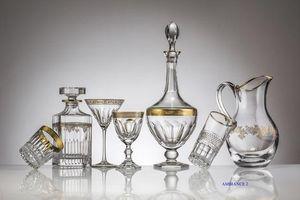 Cristallerie De Montbronn Service à orangeade