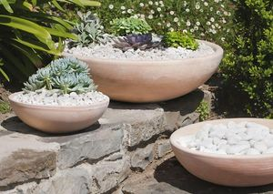 Poterie Goicoechea Vasque de jardin