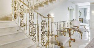 Grande Forge Rampe d'escalier