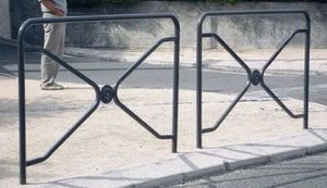 Norcor Barrière anti-stationnement