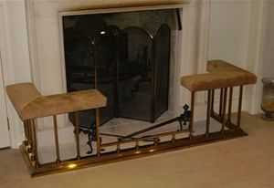 Frolic Lighting Siège de cheminée
