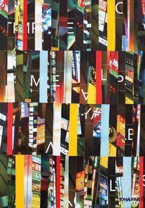 JOHANNA L COLLAGES - tokyoïde 60x80 cm - Tableau Décoratif