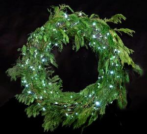 Dekorania -  - Couronne De Noël