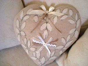 Déco à Coeur -  - Coussin Forme Originale
