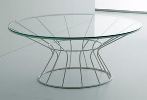 ENRICO ZANOLLA -  - Table Basse Ronde