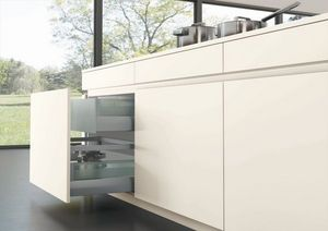 Total Consortium Clayton - concept 40 / avance - Ilot De Cuisine �quip�